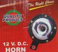 12 V.D.C. Bike Horn