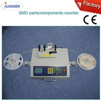 Smd And Smt Parts Counter With Missing Components Detection