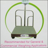 Commercial Platform Weighing Scales