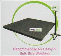 Heavy-Duty Industrial Floor Weighing Scales