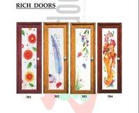 Pvc Glass Doors in Palakkad