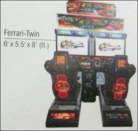 Video Games Ferrari Twin