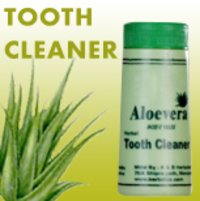 Aloevera Herbal Tooth Cleaner