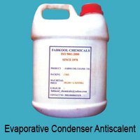Antiscalent Evaporative Condenser Chemical