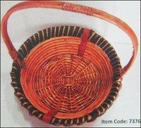 Bamboo Basket (Iten Code - 7376)