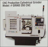 CNC Production Cylindrical Grinder