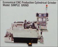 Economical CNC Production Cylindrical Grinder