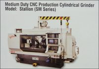Medium Duty CNC Production Cylindrical Grinder