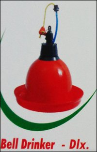 Poultry Dlx Bell Drinker