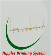 Poultry Nipples Drinking System