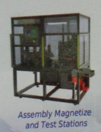 Assembly Magnetize And Test Stations