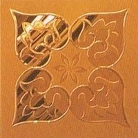 Designer Gold Bronze Mirror Tile
