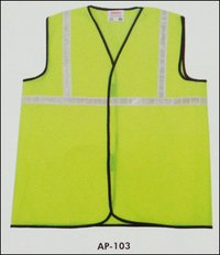 Reflective Safety Jacket (AP-103)