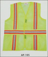 Reflective Safety Jacket (AP-105)