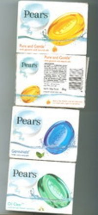 Soap (Pears)