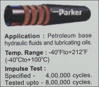 701 Hydraulic Spiral Hose