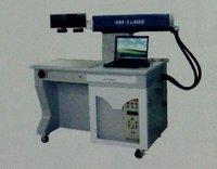 Twins Diode Pump Laser Marker Machine (Dp-Twin 75s) in Shenzhen