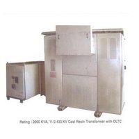Cast Resin Transformers With Oltc