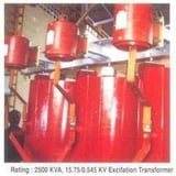 Electric Excitation Transformers