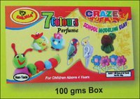 School Modeling Clay (100 Gms Box)