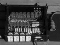 Control Panel Power Distribution Unit
