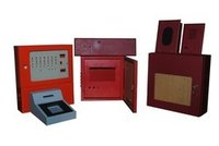 Fire Alarm And Console Boxes