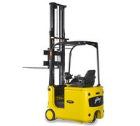 0.8 To 1.2 T 3 Wheel Electric Forklifts (Counterbalanced Truck)
