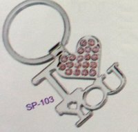 Stainless Steel Key Chain (Sp-103)