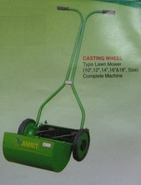Durable Casting Wheel Type Lawn Mower