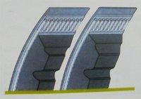 Z Heavy Duty Cogged Raw-Edge V-Belts