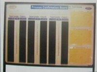 Time Card Slot Board