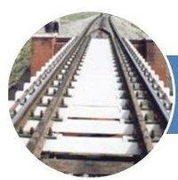 Steel Channel Sleepers For Girder Bridges