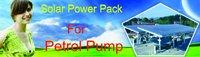 Solar Power Pack For Petrol Pump