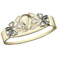 Fancy Sterling Silver Bracelets