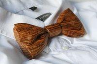 Wooden Boe Ties