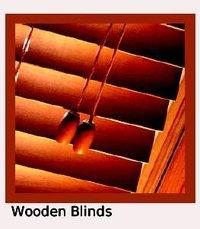 Modern Wooden Blind