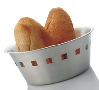 Regular Bread Basket With Square Holes