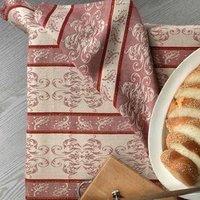 Jacquard Xmas Table Cloth