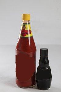 Tomato Ketchup Bottle Cap