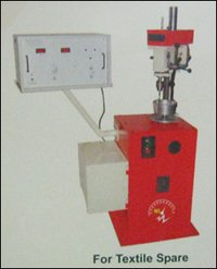 Balancing Machine For Textile Spare