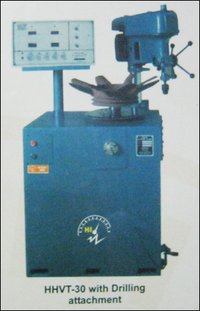 Hhvt-30 Balancing Machine With Drilling Attachment