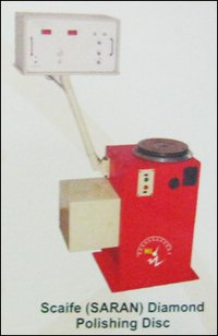 Scaife (Saran) Diamond Polishing Disc Balancing Machine