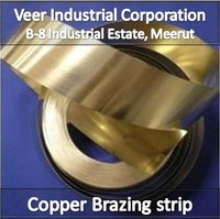Copper Brazing Strip