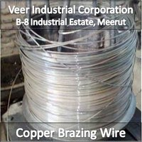Copper Brazing Wires