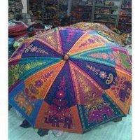 Decorative Sun Umbrellas