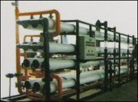 Desalination Water Treatment Plant