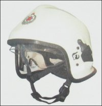 Fire Safety Helmet (F-7)