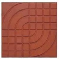 Matt Chequered Tiles