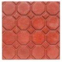 Plain Chequered Tiles