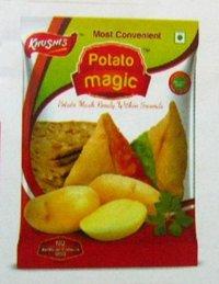 Khushi'S Potato Magic